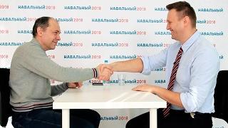 Алексей Навальный: «Во власть рекрутируют по принципу постоянной лжи»
