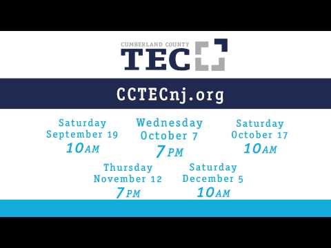 Cumberland County Technical Education Center Enrollment Commercial