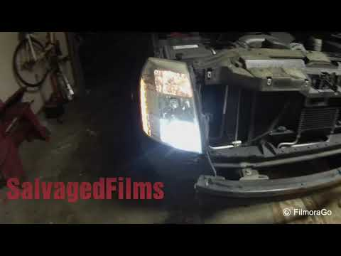 DIY – Troubleshooting not working head lights on 07-10 Cadillac Escalade