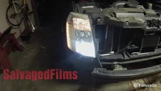 DIY - Troubleshooting not working head lights on 07-10 Cadillac Escalade