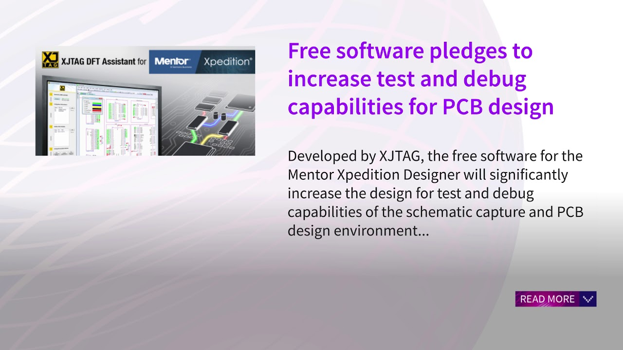 Free software pledges to increase test and debug capabilities for ...