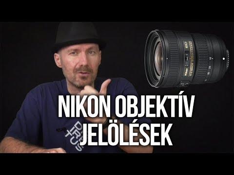 Nikon objektívek jelölései letöltés