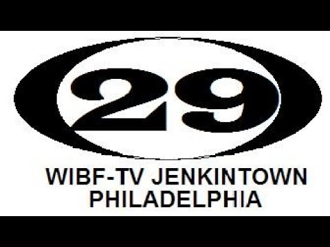 Old WIBFTV station ID Channel 29, Philadelphia