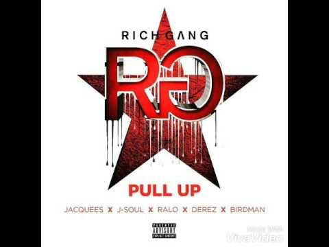 Rich Gang - Pull up ft. Jacquees, J-Soul, Ralo Stylz, Derez Lenard, Birdman ( Audio )