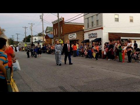 Nauvoo Illinois 2016 Pumpkin Walk
