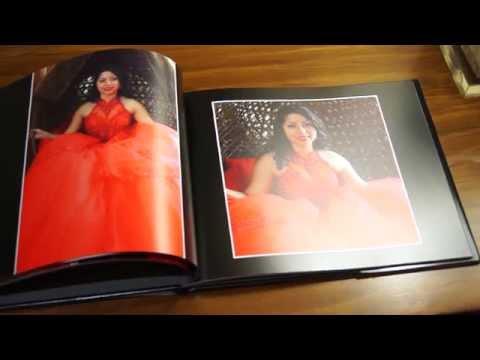 Quinceañera Photo Album Los Angeles (Album de Fotos)