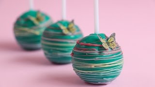 cakepops twist ties