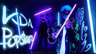 kda popstars violin cello and piano cover ft lilypichu juncurryahn and jamie kang