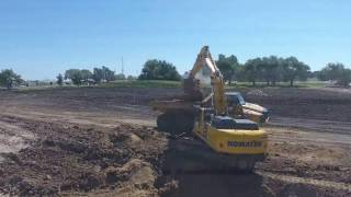 WSU Dirt Construction Andale Construction