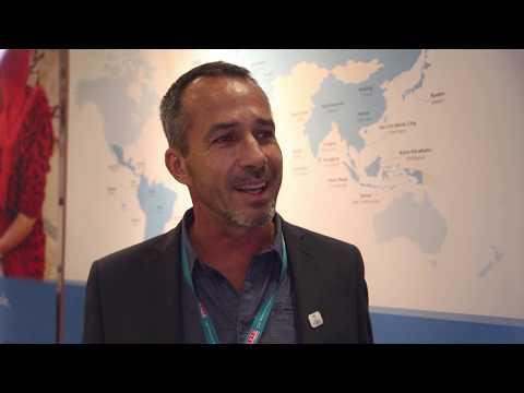 Matt Berna, general manager, global sales, Peak