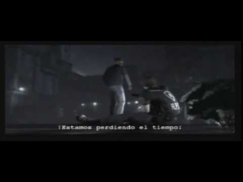 FINALES ALTERNATIVOS   Resident Evil Outbreak