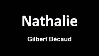 Nathalie-Gilbert Bécaud