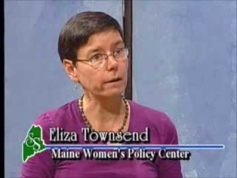 """Opportunities for Women in Maine's Economy,"" first air date, September 26, 2013 (clip 1)"