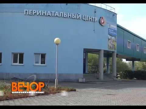 Первый губернатор области с визитом в Детской городской больнице Каменска.
