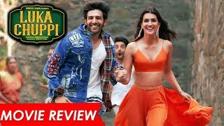 LUKA CHUPPI|MOVIE REVIEW|KARTIK ARYAN, KRITI SANON