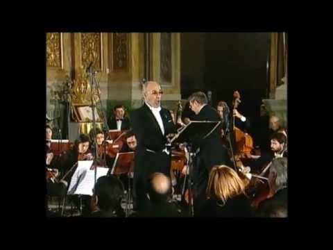 Renato Bruson: Ave Verum Corpus (W.A.Mozart)
