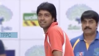 allari-naresh-battingcricket-match-memu-saitam-event-livememu-saitham