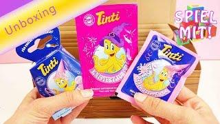 Tinti Schatztruhe für Mädchen Unboxing - Box mit vielen tollen Überraschungen!
