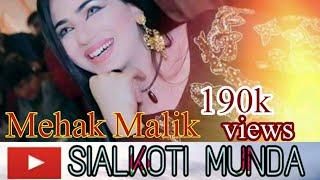 Mehak Malik Mast Malang Cha Kita Ae new dance 2018