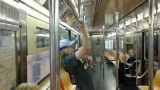 New York City Subway Pull-ups