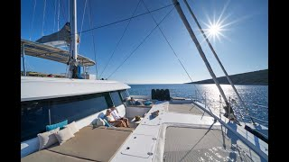 Discover Croatia on 60' Sunreef Catamaran Sinata   HD 1080p