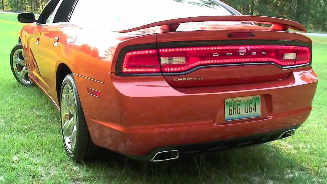 2011 dodge charger rallye detailed walkaround
