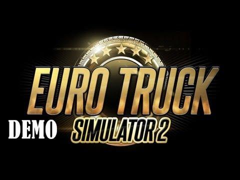 Euro Truck Simulator 2 demo episode 1