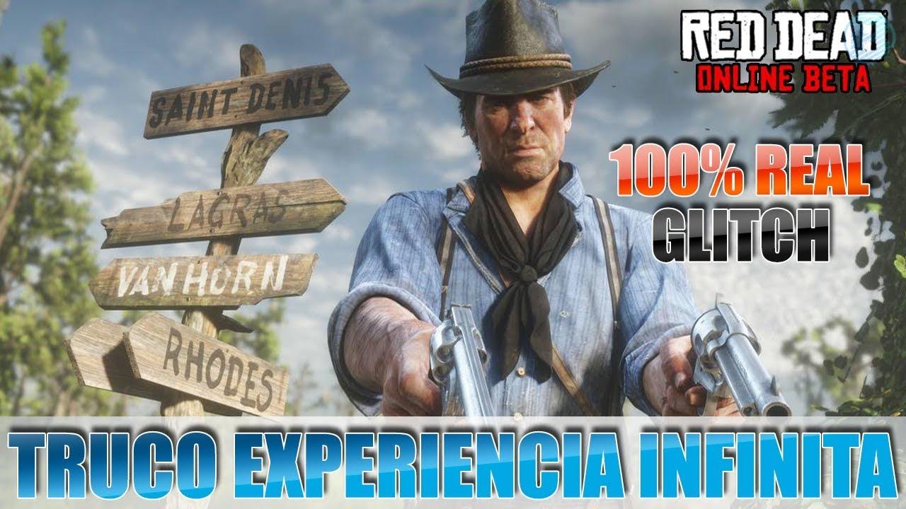 NUEVO Truco SUBIR de nivel Red Dead Redemption 2 (GLITCH RDR2 ONLINE)-Repaso comentarios-Bauer Games