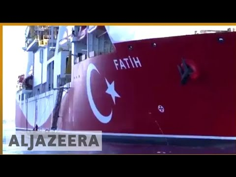 🇹🇷 Turkey begins drilling to search for oil and gas in the Mediterranean Sea