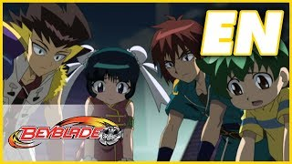 Beyblade Metal Fusion: Go!  Battle Bladers! - Ep.40