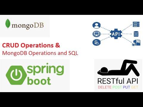 MongoDB | REST API | Web Services | Spring Boot