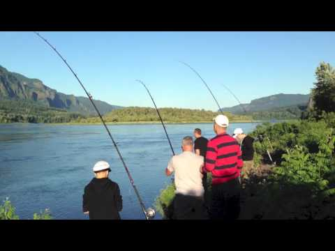 Bar Fishing For Salmon And Steelhead
