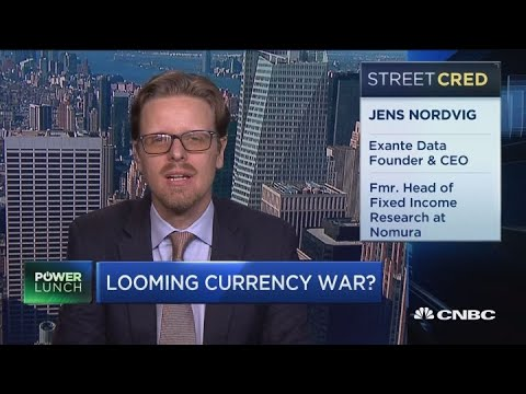 Exante CEO on a potential currency war