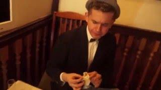 видео Как есть хинкали в ресторане