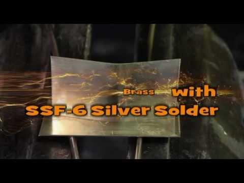 Silver Soldering Brass to Brass