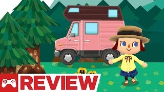 Animal Crossing: Pocket Camp Review (Video Game Video Review)