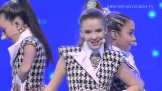 The Virus - Gabede (Georgia) LIVE Junior Eurovision Song Contest 2015
