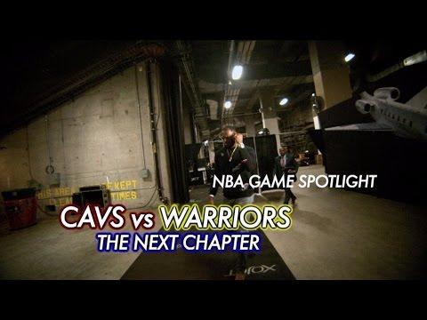 NBA Game Spotlight: Cavs vs. Warriors – The Next Chapter