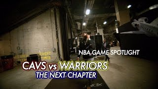 NBA Game Spotlight: Cavs vs. Warriors – The N...