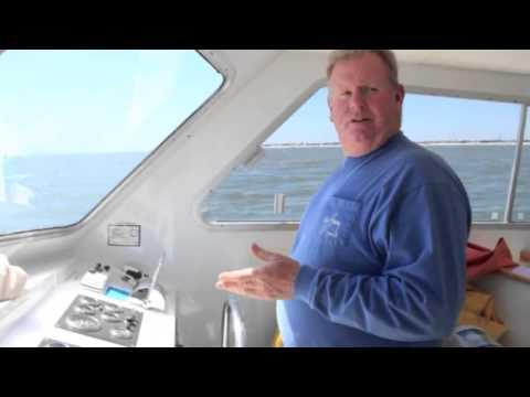 Navigating The Great Egg Inlet, NJ