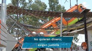 Al menos 14 familias de fallecidos en accidente denuncian acoso para firmar documentos e indemnización; afectados seguirán buscando justicia con ayuda de instancias internacionales