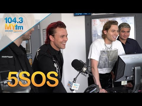 Valentine In The Morning - 5SOS Stops By To Talk New Music, Touring, Ashton's Lemon Tree, And More!