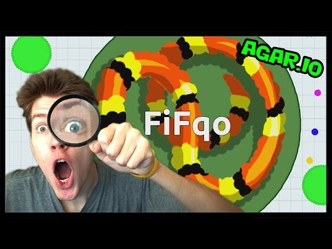 Agar.io #13 | Sk Let's Play | Facecam | Hd 60fps | Fifqo 14/02/2016
