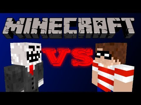 Griefer VS Troll - Minecraft