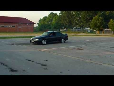 Opel Lotus Omega Drift at 7.IOTS