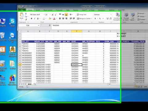 Lấy danh sách duy nhất bằng trên Excel bằng công cụ A-Tools