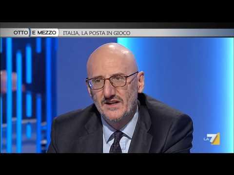 Otto e mezzo - Italia, la posta in gioco (Puntata 16/12/2014)