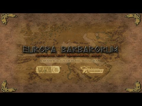 Total War Mod Review - Europa Barbarorum
