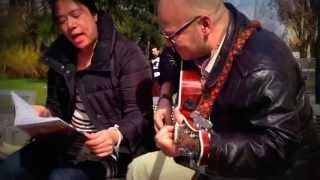 Killing Me Softly // unplugged in the park by Yiyi & Mr. Kattner