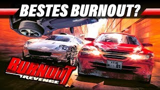 BURNOUT REVENGE Let